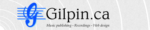 Welcome to gilpin.ca!
